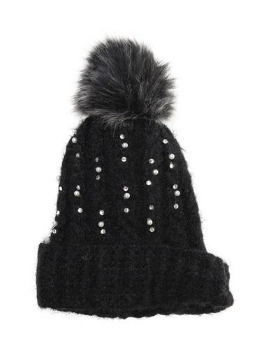 Bay Şapkacı Bay Şapkaci Siyah Şapka Renkli